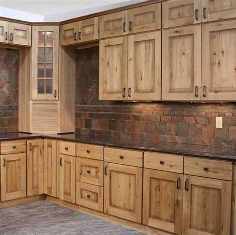 wooden kitchen cabinets 146 best knotty alder cabinets images on 1633