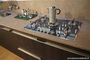 Beautiful Piano Cottura Moderno Gallery - Idee Per Una Casa Moderna ...