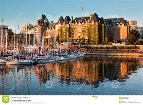 Buy A Boat Victoria Bc by Victoria Canada Royalty Free Stock Photography
