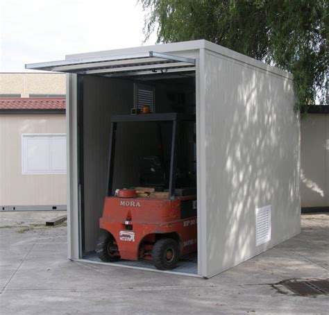 box auto coibentati box auto prefabbricato coibentato per ricovero mezzi