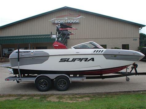 Used Supra Boats by Supra Sa400 Boats For Sale Boats