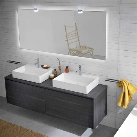 mobile bagno doppio lavello mobile bagno con lavabo doppio n49 atlantic arredaclick