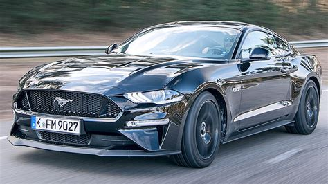 ford mustang modelle ford mustang autobild de