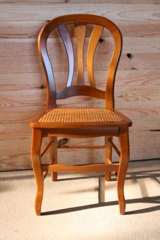 chaise cannée louis philippe chaise de style louis philippe cannée meuble en merisier