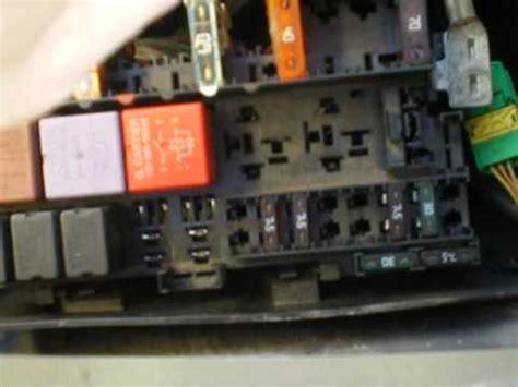 renault megane 2005 test circuit pompe de gavage scenic 1 ph 2 dci youtube