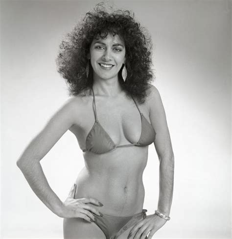 Marina Sirtis At Bts Room At The Bottom Bw Bikini Photoshoot Celebzz