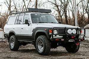 Auction Block  1984 Toyota Land Cruiser Fj60