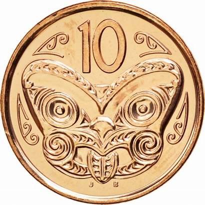 Zealand Cents 2007 Ten Coin Club Coins