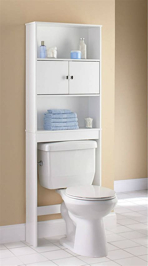 ideas geniales  ahorrar espacio en el cuarto de bano