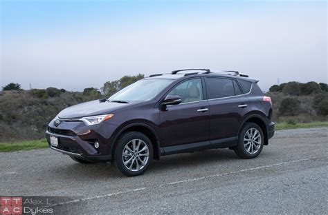 toyota rav4 2016 toyota rav4 limited interior 008 the truth about cars