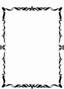 Simple Frame Design - Viewing | Clipart Panda - Free ...