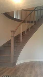 Curved, Staircase, Packages