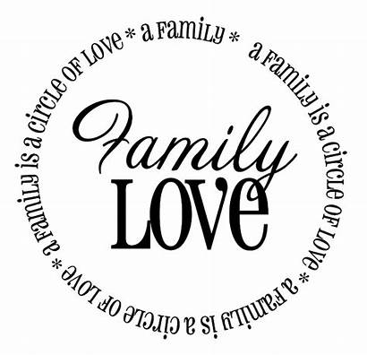 Quotes Circle Word Elegant Wordart Families Rights