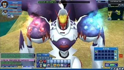 Malomyotismon Digimon Masters