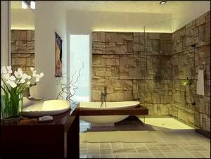 Bathroom wall decorating ideas with images