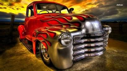 Rod Rods Desktop Wallpapers Paint Flaming Backgrounds