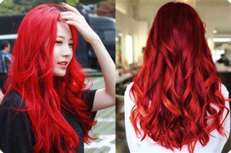 Best Of Berina Hair Color Cream Hair Dye Bright Red
