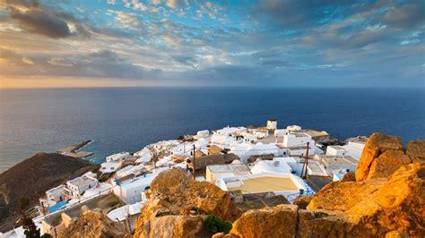 isola  anafi  grecia isole delle cicladi  grecia localita