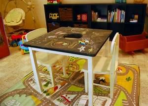 Tisch Und Stühle Für Kinderzimmer : am santer tisch zum spielen tolle ideen f r das kinderzimmer ~ Bigdaddyawards.com Haus und Dekorationen