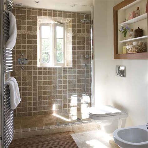 bathroom room ideas rustic shower room shower room ideas to inspire you housetohome co uk
