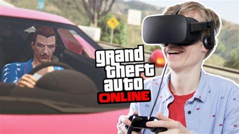 vr gta theft grand auto reality virtual