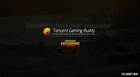 tencent gaming buddy  pc windows  tgw