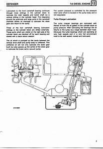 Low Oil Pressure On 200tdi - Defender Forum - Lr4x4