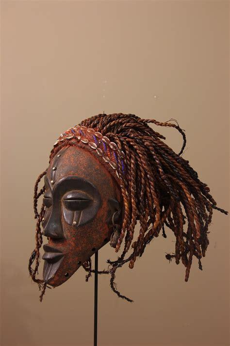 Masque africain Chokwe (16235) - Masque africain Chokwe ...