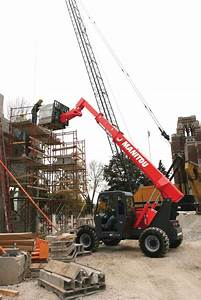 Take It Low And Slow For Safe  Efficient Telehandler Operation