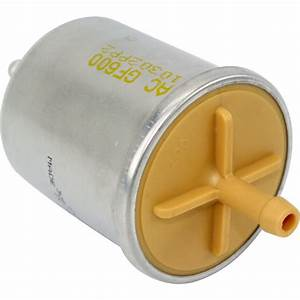 Ac Delco Fuel Filter Gas New For Nissan Maxima Pathfinder