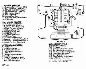 1992 Corvette Lt1 Auxiliary Fuse Box   36 Wiring Diagram