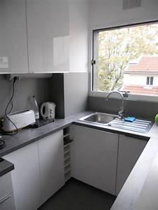 Cuisine Ikea Petit Espace : plan de travail cuisine petit espace cuisine id es de ~ Premium-room.com Idées de Décoration