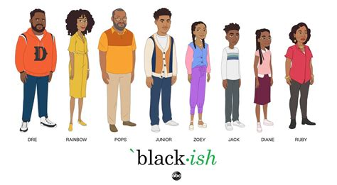 'Black-ish' Animated Special Deals With Voter Suppression ...
