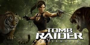 Tomb Raider Underworld Nintendo DS Games Nintendo
