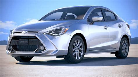 Toyota Yaris 2019 by Toyota Yaris Sedan 2019