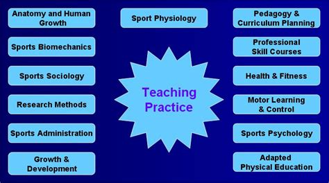 department  sports science  physical education
