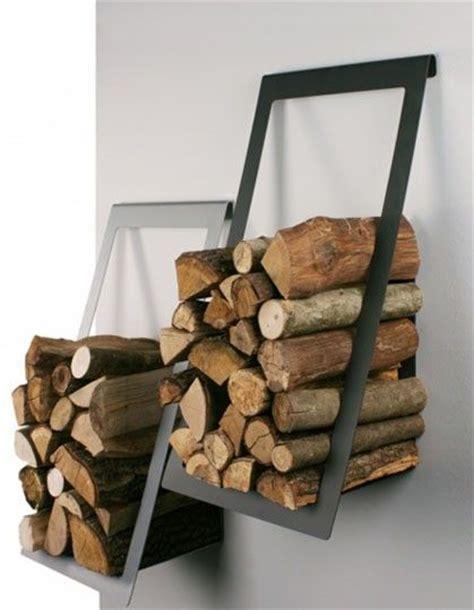 ilot de cuisine but support bois de chauffage rack métal bûche support à