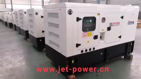 Generator Diesel 12 Kva Silent Types Electrical Power