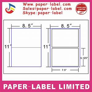 Avery 5126 label 200 half sheet shipping labels 85x55 for Half page shipping labels