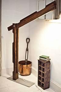 Lampe En Palette : lampe pied pliant base de palettesmeuble en palette meuble en palette ~ Voncanada.com Idées de Décoration