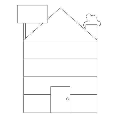 dbthousetemplatesprintable   house template dbt house template printable