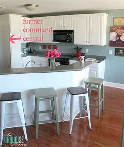 how to tame the paper clutter industrial command center With what kind of paint to use on kitchen cabinets for pliage papiers