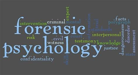 What Classes Will I Take In A Forensic Psychology Degree?