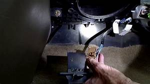 Location Of Er Motor Resistor