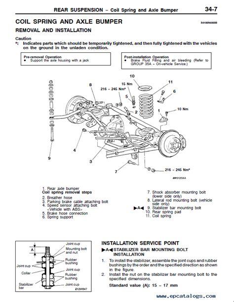 Mitsubishi Challenger Montero Pajero Workshop Manual Pdf