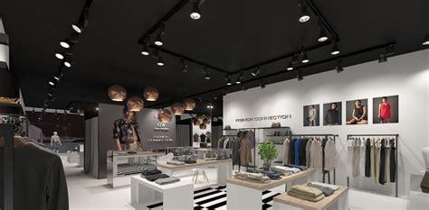 floor plans interior visualization of the multi brand store dizonaurai