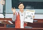 議員質疑綠色債券包裝填海融資 - 東方日報