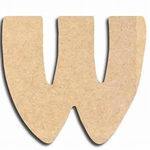 Lettre En Bois A Peindre : lettre en bois peindre w minuscule lettre bois ~ Dailycaller-alerts.com Idées de Décoration