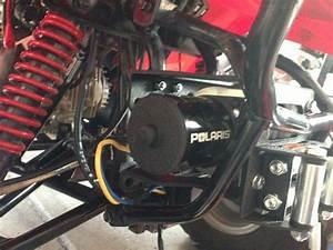 Polaris Sportsman 90 Winch Install