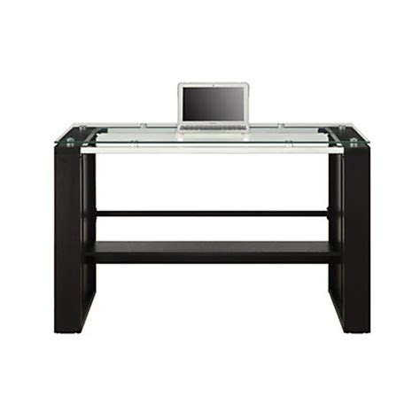 whalen astoria desk whalen jasper collection desk espresso by office depot